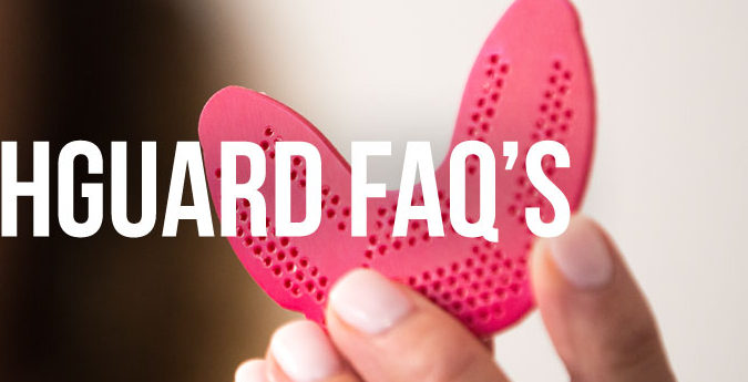 SISU Mouthguard FAQ'S